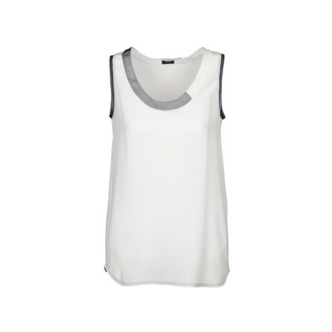 Joseph DEBUTANTE women's Vest top in White