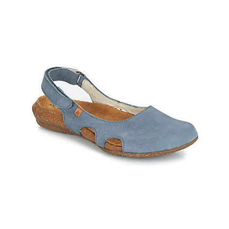 El Naturalista WAKATAUA women's Sandals in Blue