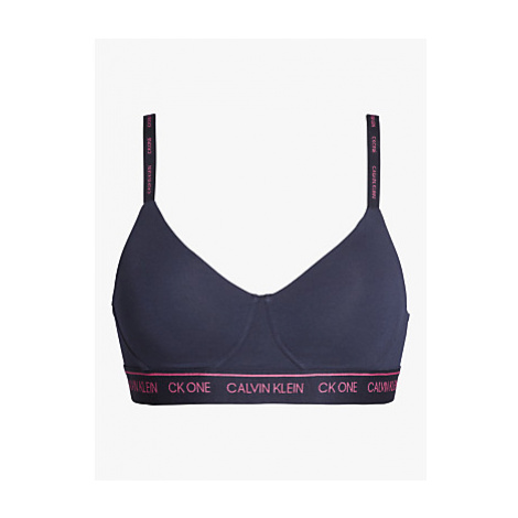 Calvin Klein Lightly Lined CK One Bralette, Shoreline