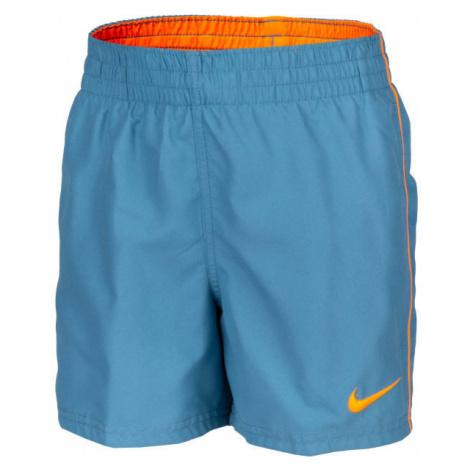 Nike ESSENTIAL LAP BOYS' SHORT green - Boys' swimming shorts
