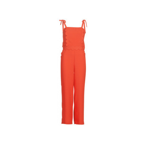 Naf Naf CROK D2 women's Jumpsuit in Red