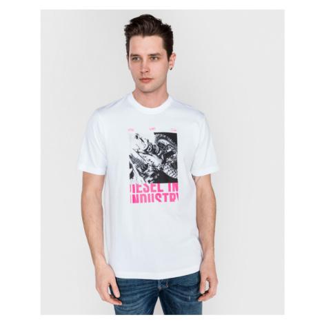 Diesel Just Y3 T-shirt White