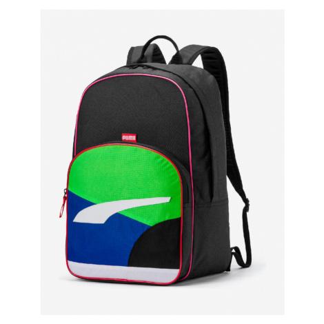 Puma Rider Game On Backpack Black Blue Green