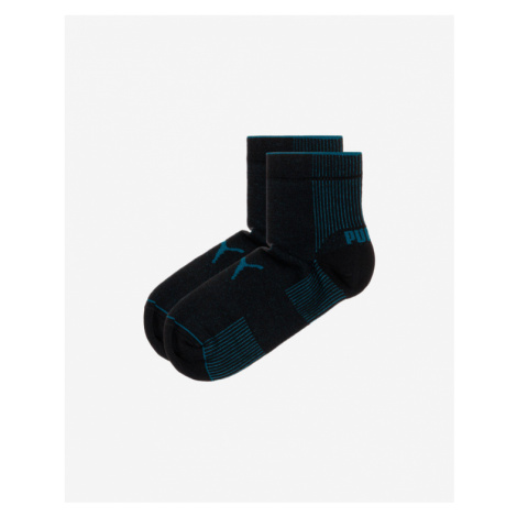 Puma Set of 2 pairs of socks Black Blue