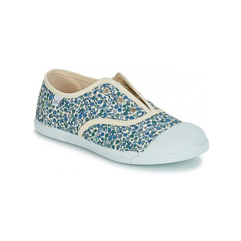 Citrouille et Compagnie RIVIALELLE girls's Children's Shoes (Trainers) in Blue