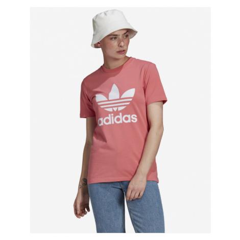 adidas Originals Adicolor Classics Trefoil T-shirt Pink