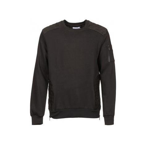 Eleven Paris KOUK men's Sweatshirt in Black