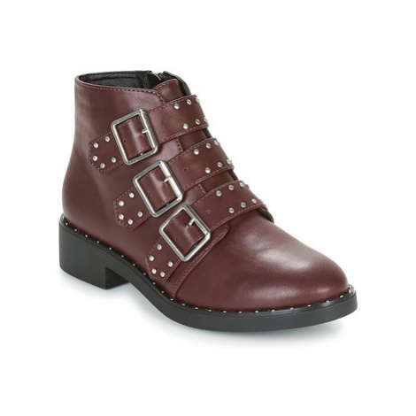 Coolway CHIP women's Mid Boots in Bordeaux
