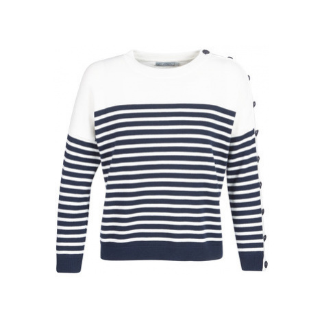 Petit Bateau BLASTO women's Sweater in Multicolour