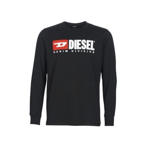 Diesel T JUST LS DIVISION men's in Black
