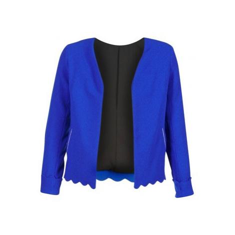 Betty London GABRIELA women's Jacket in Blue