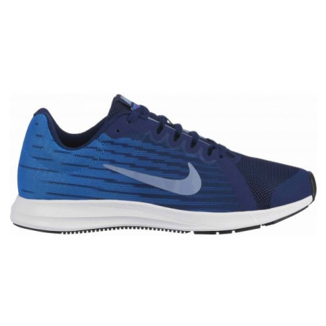 Nike DOWNSHIFTER 8 blue - Kids' running shoes