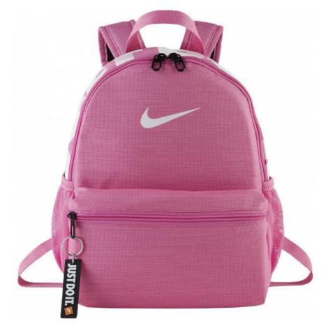 Nike BRASILIA JDI pink - Children's backpack