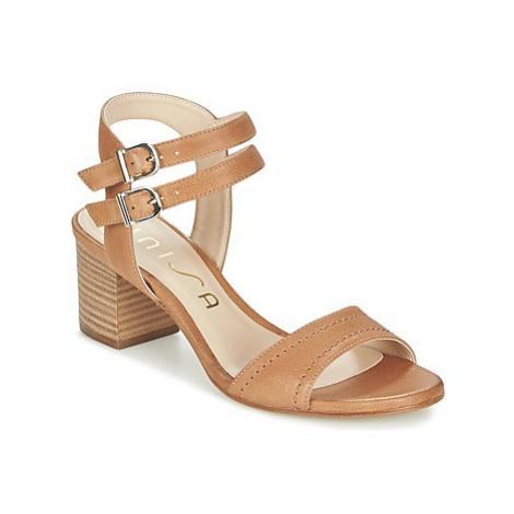 Unisa OSEN women's Sandals in Beige