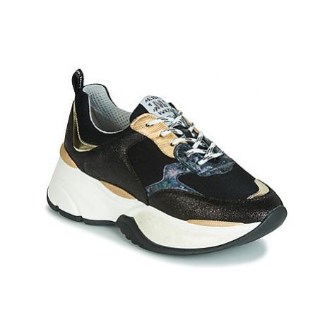 Meline ARGAGALO women's Shoes (Trainers) in Black