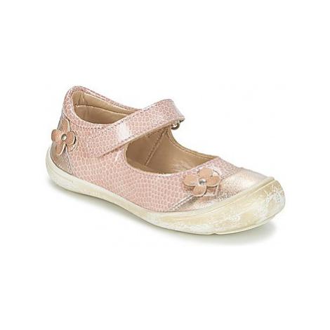 Citrouille et Compagnie ICROKI girls's Children's Shoes (Pumps / Ballerinas) in Pink