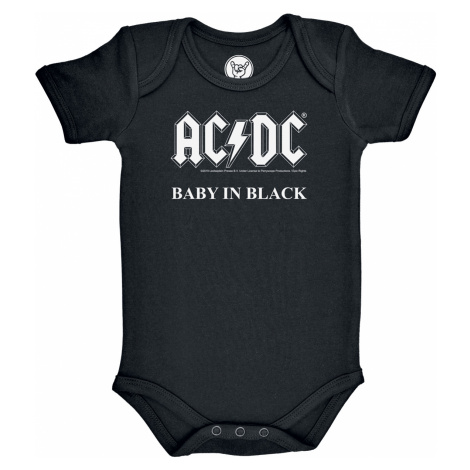 AC/DC - Baby In Black - Body - black
