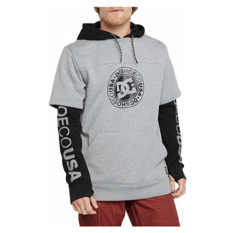 sweatshirt DC Dryden - KVJ0/Black - men´s