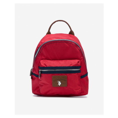U.S. Polo Assn New Castle Backpack Red