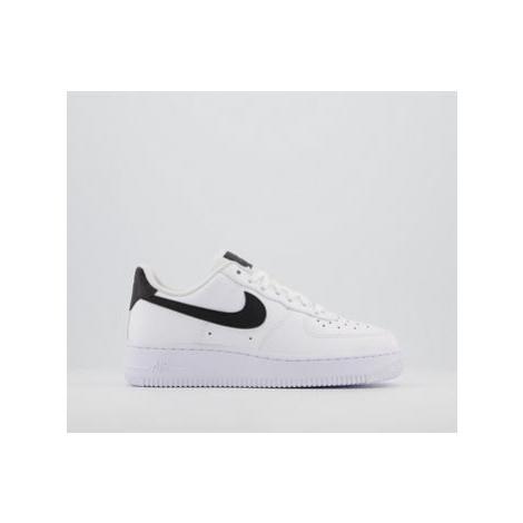 Nike Air Force 1 07 WHITE WHITE BLACK