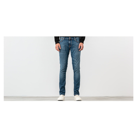 Nudie Jeans Tight Terry Jeans Steel Navy Nudie Jeans Co