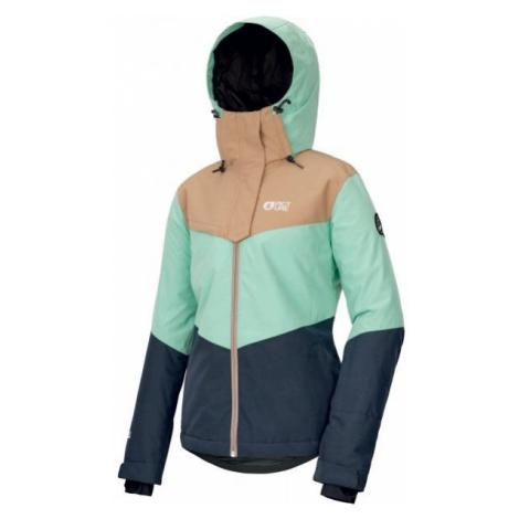 Picture WEEK END blue - Women's winter jacket