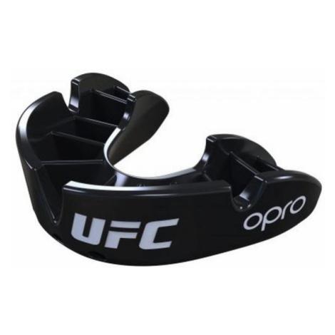 Opro UFC BRONZE black - Mouthguard