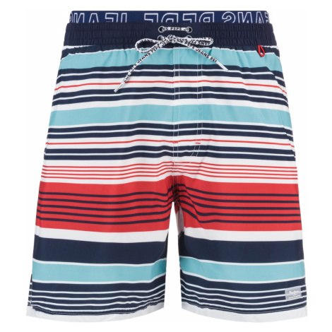 Pepe Jeans Swimsuit Blue Red
