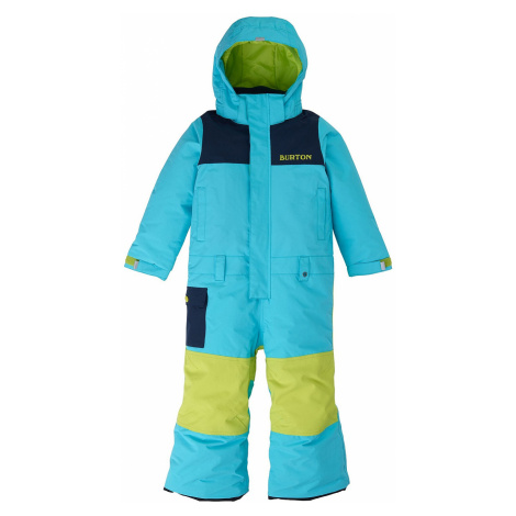 overall Burton Striker - Blue Curacao - kid´s