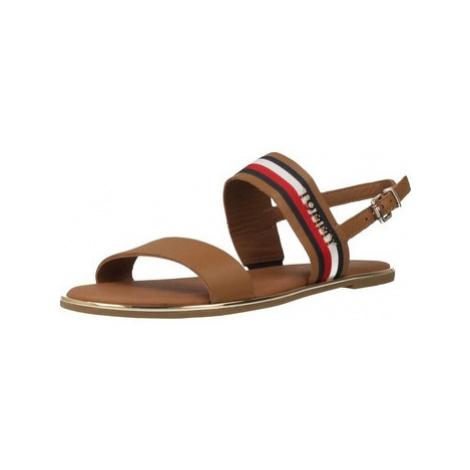Tommy Hilfiger FW0FW04049 women's Sandals in Brown