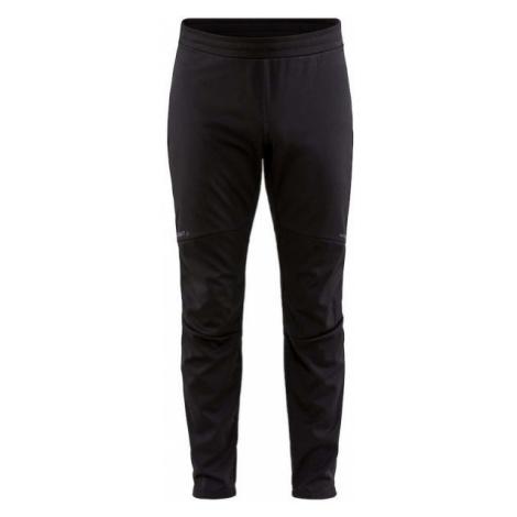 Craft GLIDE - Men's full-length zipper softshell trousers