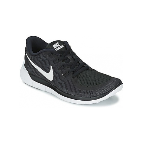 Nike FREE 5.0 women's Shoes (Trainers) in Black