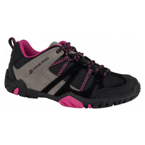 ALPINE PRO MAGGOTT pink - Women's trekking shoes