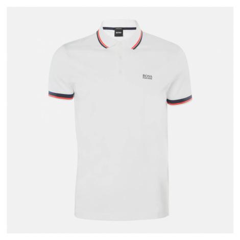 BOSS Hugo Boss Men's Paddy Ap 1 Polo Shirt - White