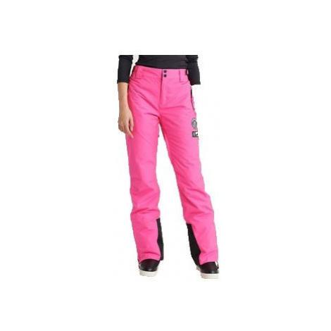 Superdry SD SKI RUN PANT pink - Women's ski trousers