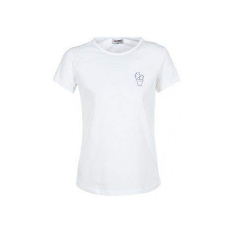 Yurban IHOULOU women's T shirt in White