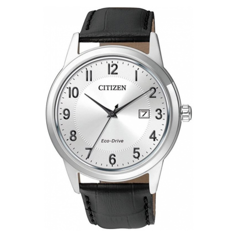 Mens Citizen Eco-drive Dress Stainless Steel Watch