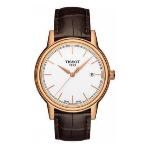 Men's watches and jewellery Tissot