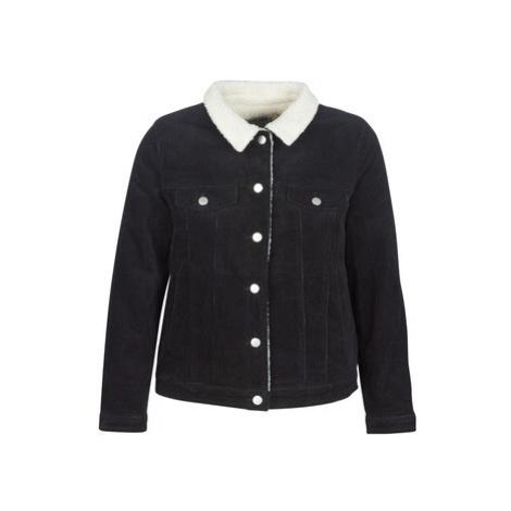 Yurban JOUPIA women's Denim jacket in Black