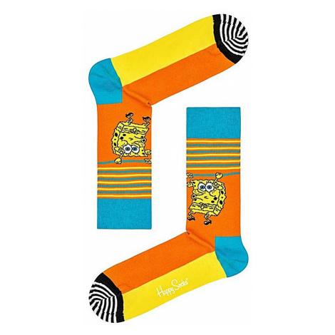 socks Happy Socks Sponge Bob Let's Work It Out - BOB01-2700