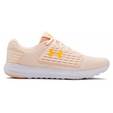 Under Armour SURGE SE W orange - Women's running shoes