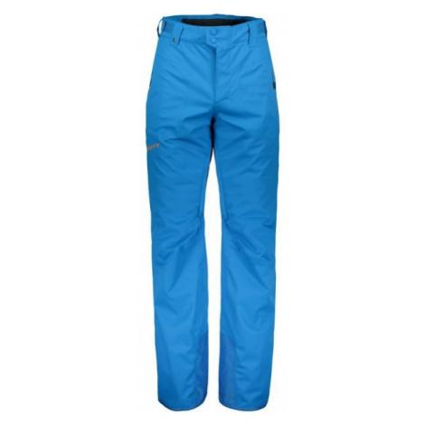 Scott ULTIMATE DRYO 10 blue - Men's winter pants
