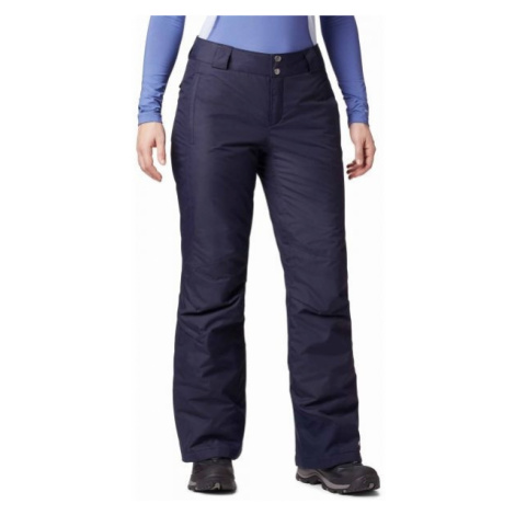 Columbia BUGABOO OMNI-HEAT PANT dark blue - Women's ski pants