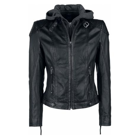 Gipsy - Cacey - Girls leather jacket - black
