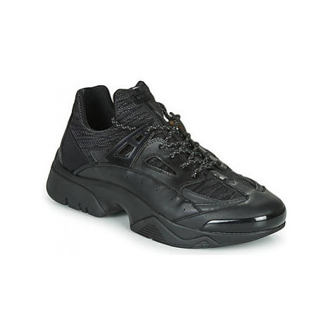 Kenzo SONIC men's Shoes (Trainers) in Black