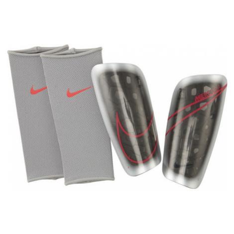 Nike MRCURIAL LITE white - Men's football protectors