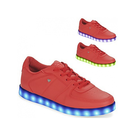 Cash Money CMS37 LIGHTLORD men's Shoes (Trainers) in Red