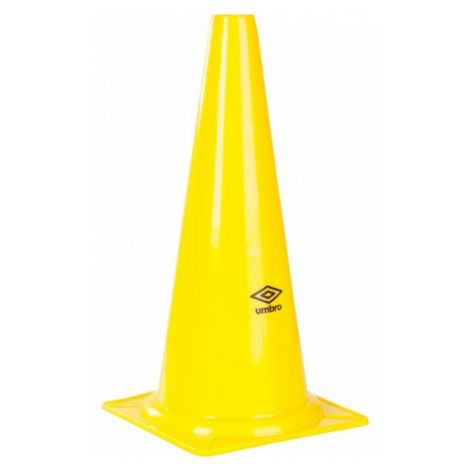 Umbro COLOURED CONES - 37,5cm yellow - Marker cones