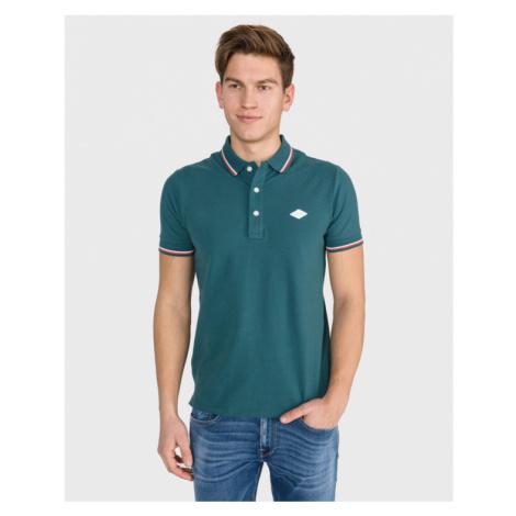 Replay Polo Shirt Green