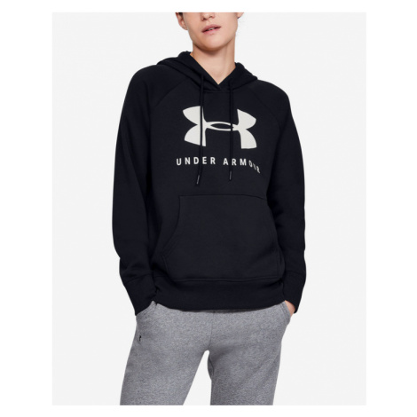Under Armour Sportstyle Graphic Sweatshirt Black